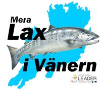 """""""Lax i Vänern"""" - ett projekt för bättre Laxfiske i Vänern."""